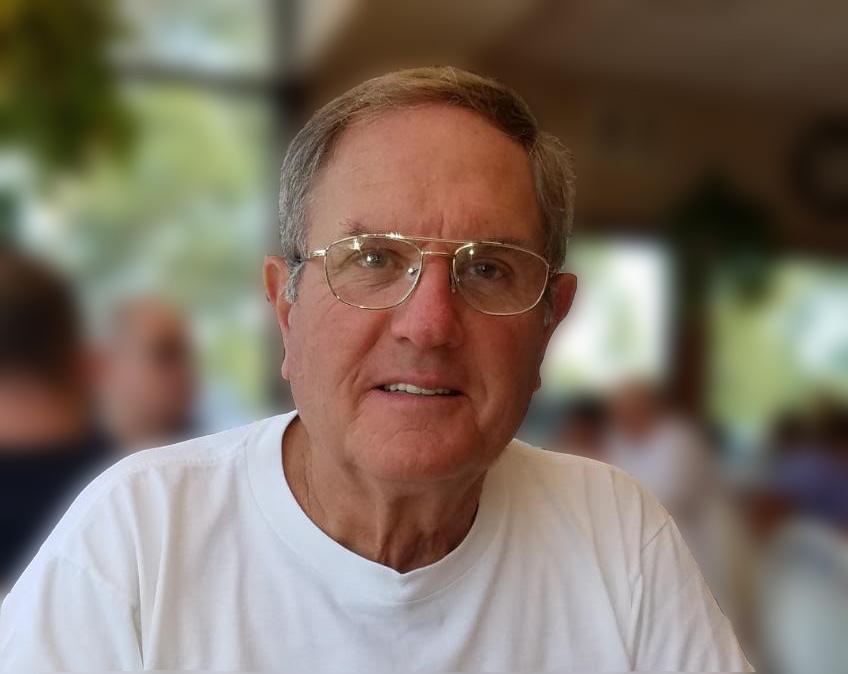 Dennis Borodaty at breakfast