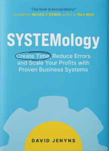 Book cover for Systemology by David Jenyns