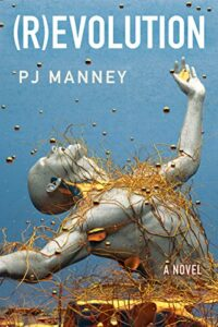 Book cover for (R)evolution by PJ Manney